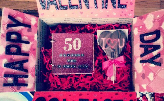 Regalos Sencillos Para San Valentín Doors Box And Gift