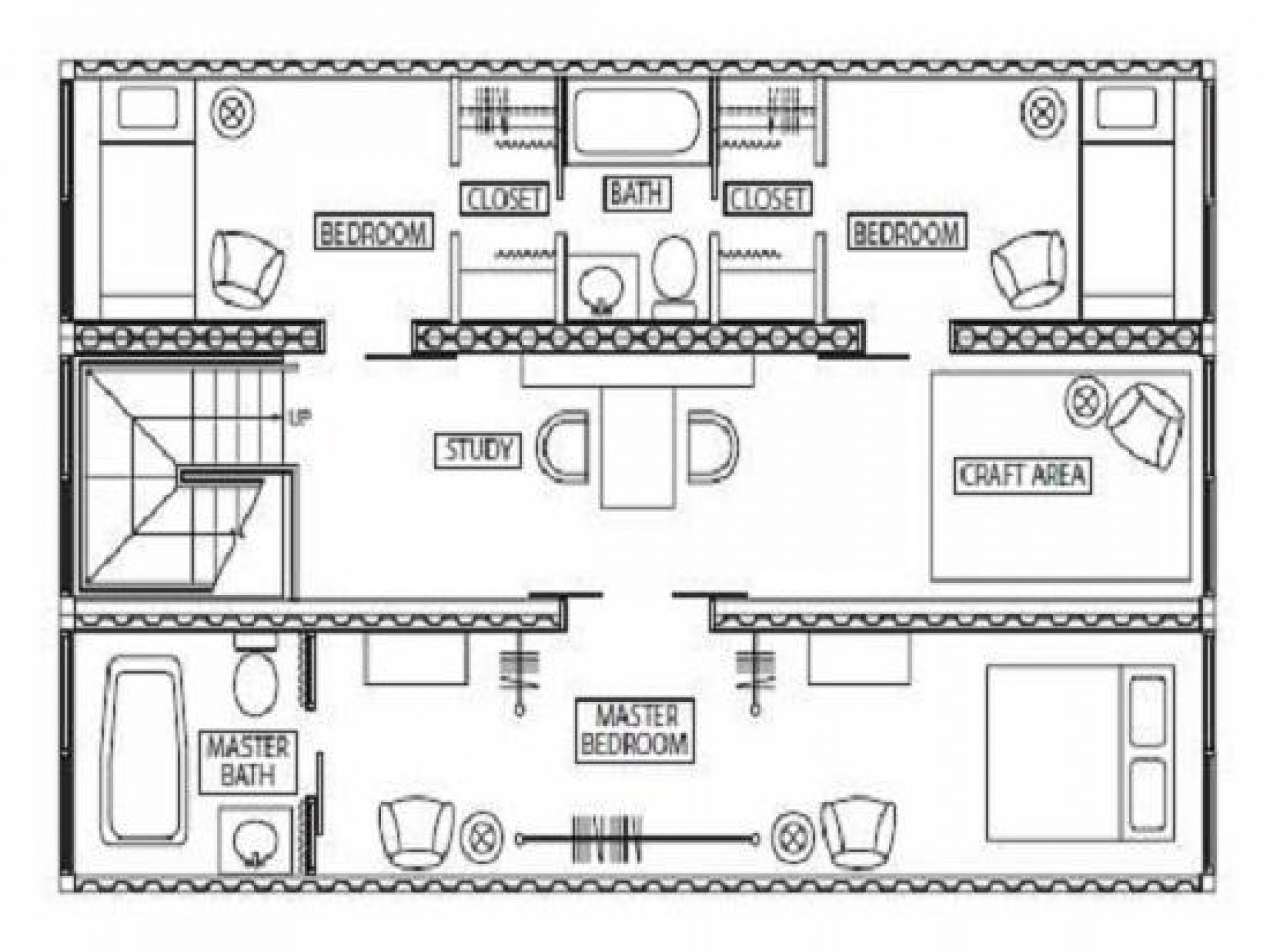 Amazing Shipping Container Homes Plans #3 Shipping Container Home