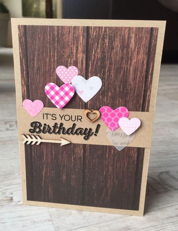 Открытка для сестренки на день рождения 8 лет своими руками, сделать открытку майкрософт