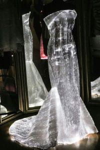 Glow in the dark wedding dress | dream wed | Pinterest ...