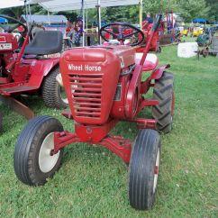 Wiring Diagram Wheel Horse Lawn Tractor 1992 Mazda B2200 Alternator 1962 702 Farm Equipment Pinterest Wheels