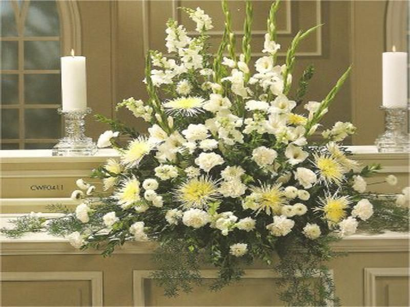 Large Flowers For Containers