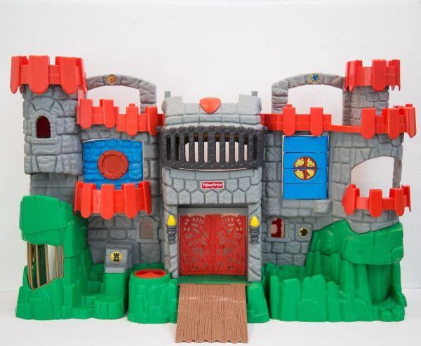 Fisher Imaginext Great Adventures Castle Drawbridge