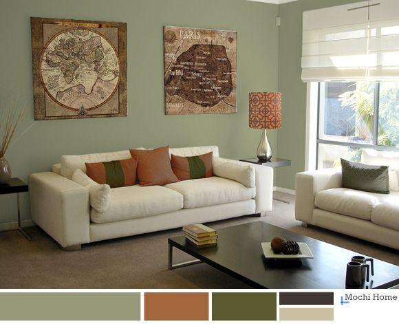 Best 25 Sage living room ideas on Pinterest  Green