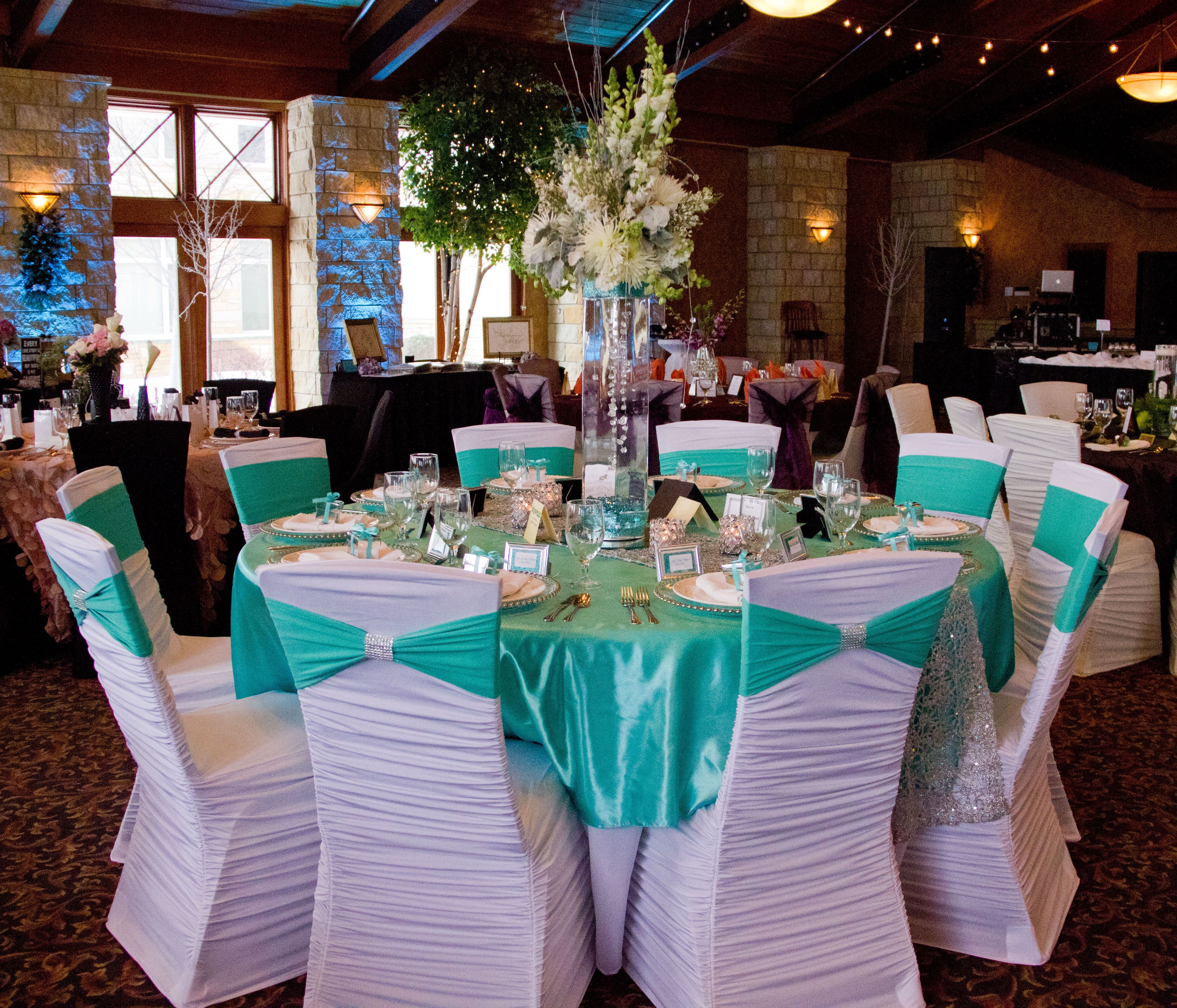 tiffany blue wedding chair covers patio for sale pinterest