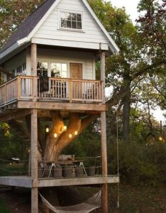 Favorite things friday awesome tree housesamazing also picnic area pond and picnics rh pinterest