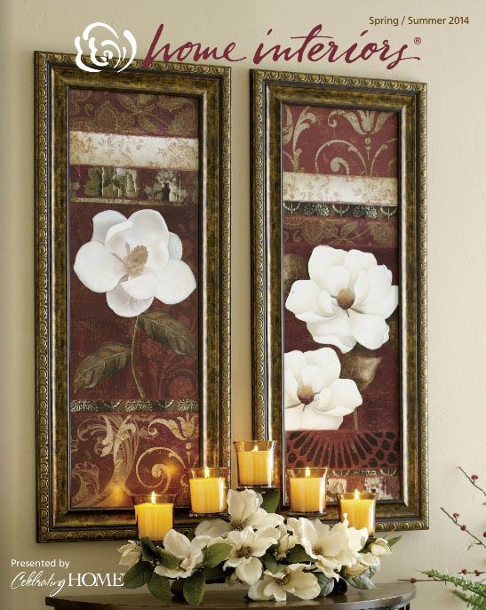 Home Interiors 2014 spring/summer catalog