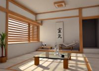 Japanese-living-room-with-modern-decoration | Home ...