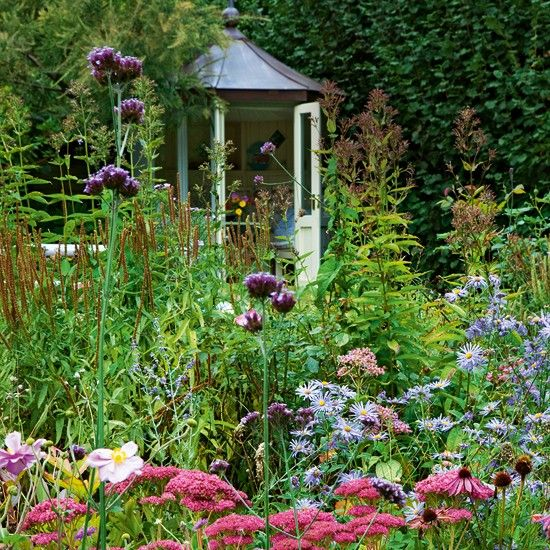 Country Cottage Garden Tour Gardens Country And Searches