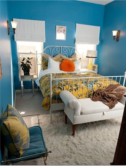 Small bright bedroom decor  like also fun stuff pinterest rh