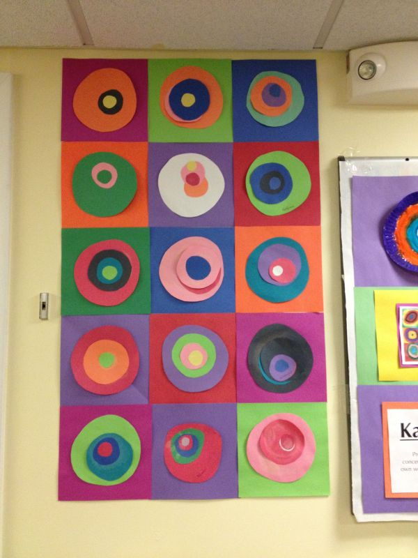 Circle S Art Project Preschool