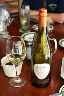 Moscato Wine From Olive Garden