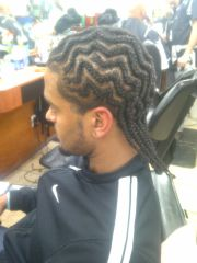cornrows styles natural