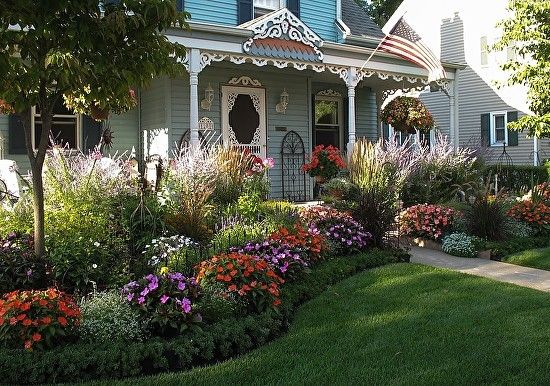 Front Flower Bed Designs For Full Sun Cindy Agan Art Let The