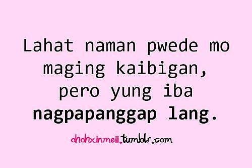 Beautiful Super Sad Quotes Tagalog Photos - Valentine Ideas ...