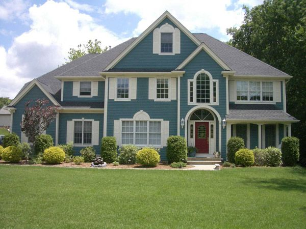 Exterior Paint Color Schemes Exterior House Painting Ideas In