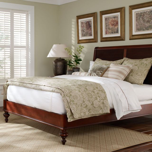 Cayman Bed Ethan Allen US For the Home Pinterest
