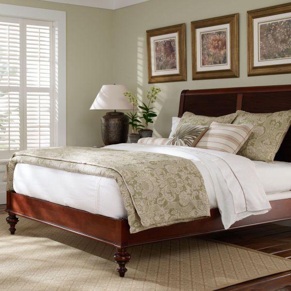 Cayman Bed - Ethan Allen Home