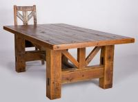 Barnwood Furniture Plans