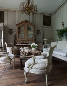 Interior house for sale shown on my french country home also idees rh pinterest