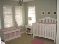 Stripes, Polka Dots and Puppy Baby Bedding Nursery Theme ...