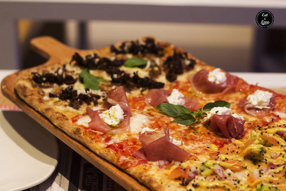 Kilómetros de Pizza - Mejores pizzas Madrid