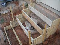 how to make concrete steps | Bug's Life: How to make ...