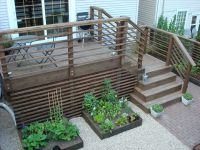 Deck. stairs, urban, landscape, garden, design | TOPIARIUS ...