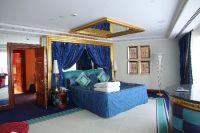 Hotel in Dubai... Mirror on the ceiling....   Etc ...