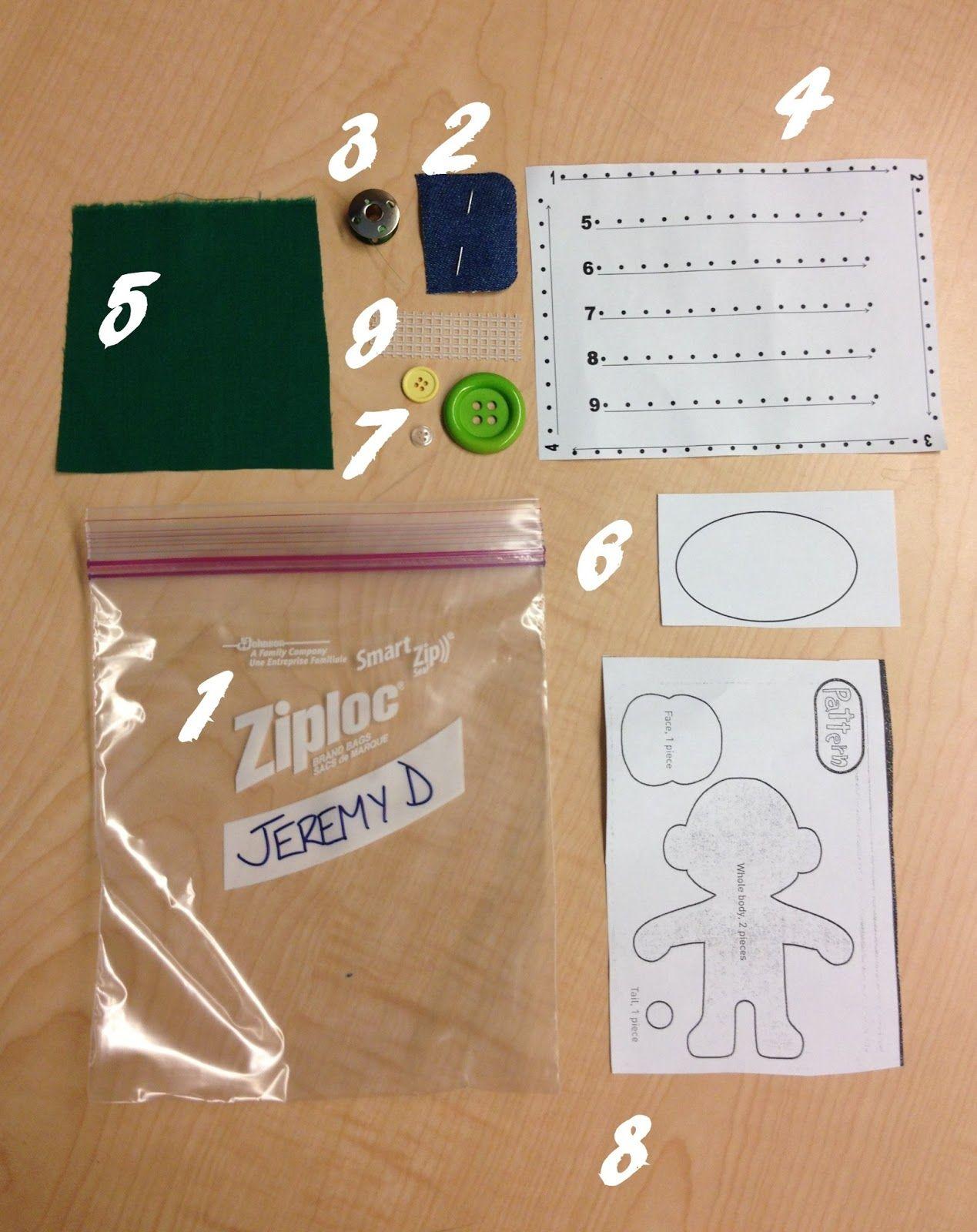 Amazing Bags Worksheet