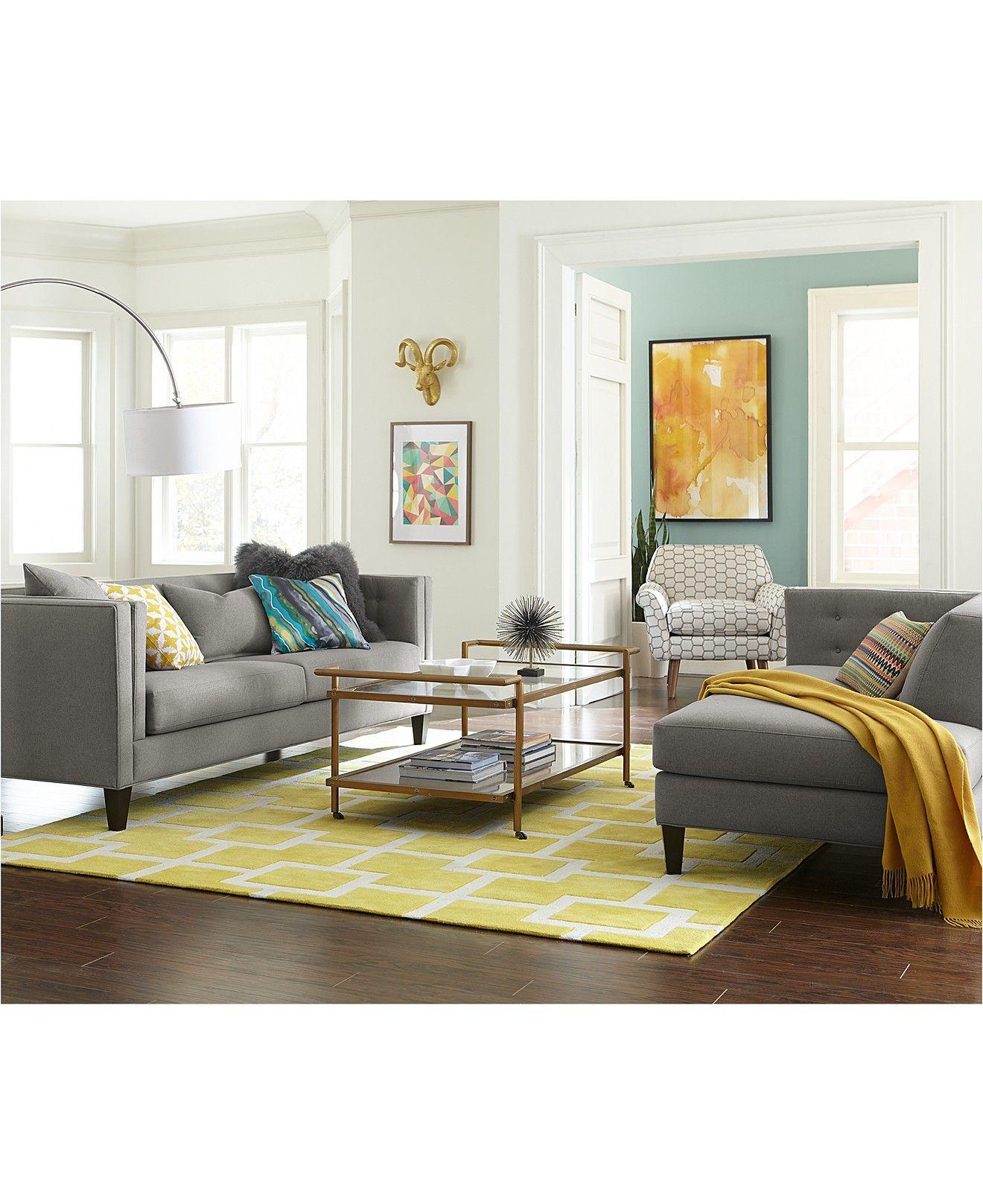 macys sofa pillows cushions for sale braylei track arm with 3 toss created