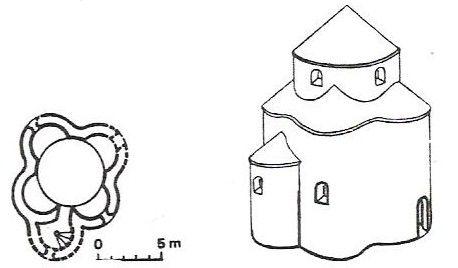 SZTUKA PRZEDROMAŃSKA I ROMAŃSKA: Rotunda NMP na Wawelu