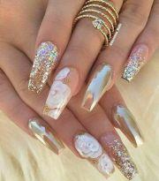 beautiful unique trendy nail