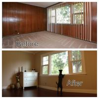 Before & After, DIY, home renovation- take out those ugly ...