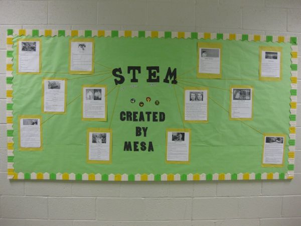High School Career Bulletin Board