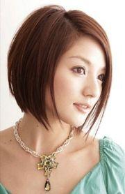 medium bob asian hairstyles