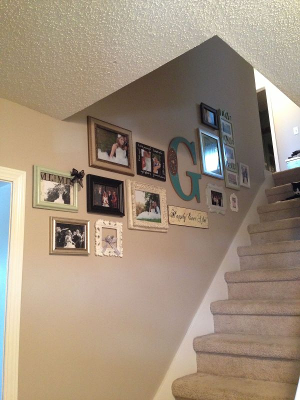 Wall Stairs Personal Pins