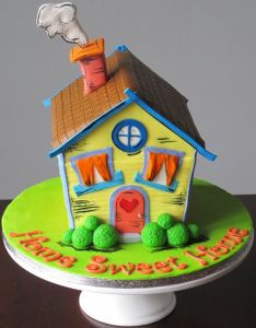 also  colourful house warming cake for new home owners baking pinterest rh