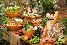 Garden Party Buffet Tables Google Search Party Ides
