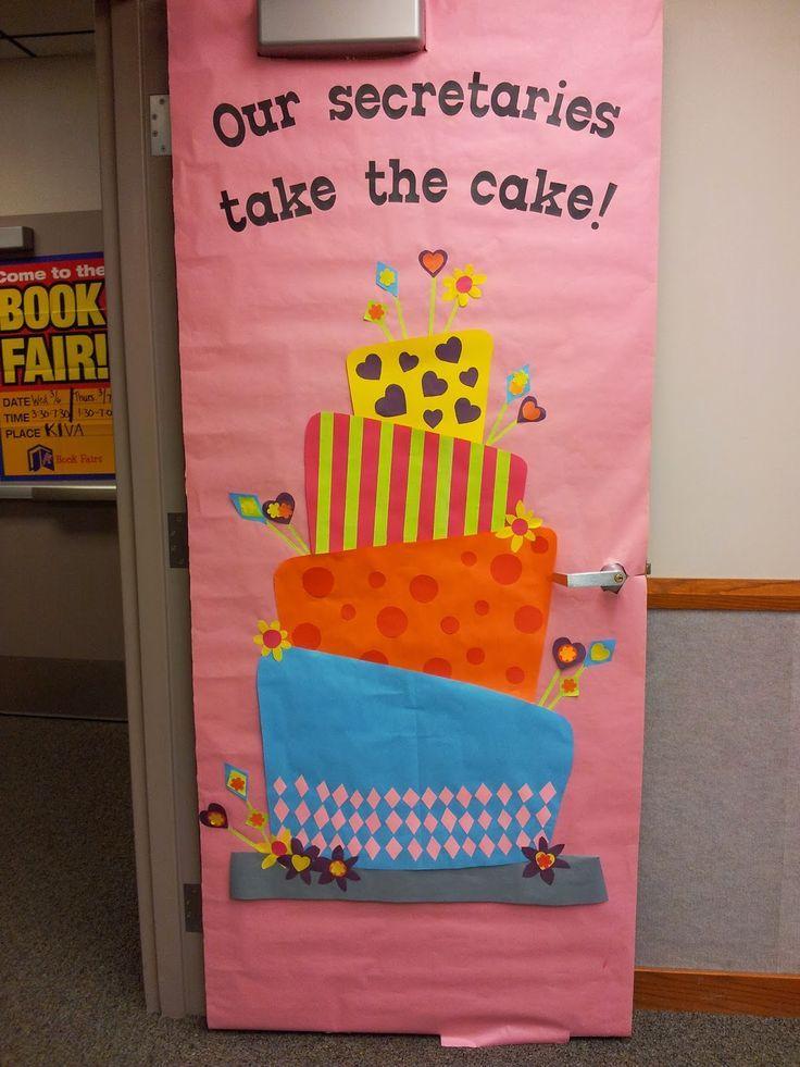Teacher Appreciation Door Decorating Ideas ~ Southland