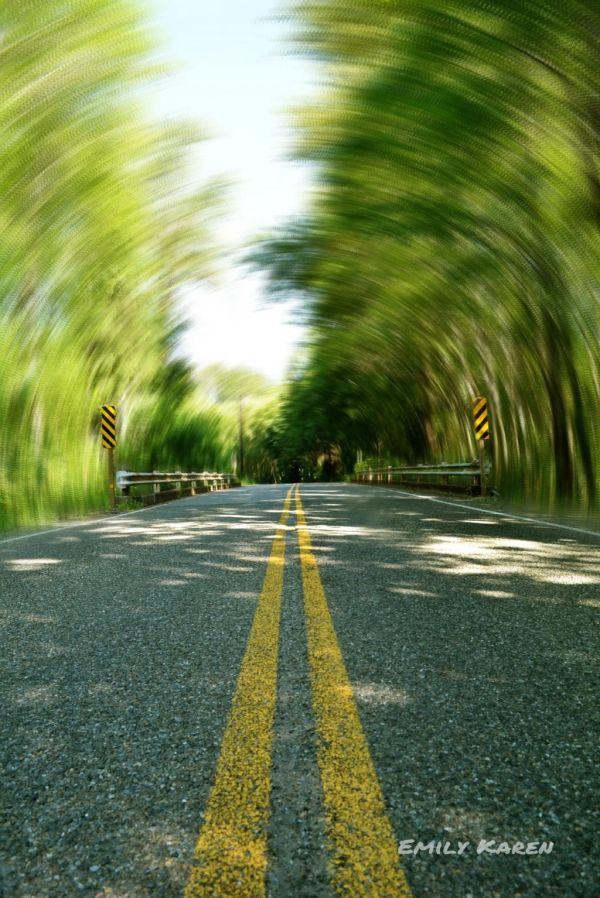 Radial Blur Tool Picsart Add Tunnel Effect