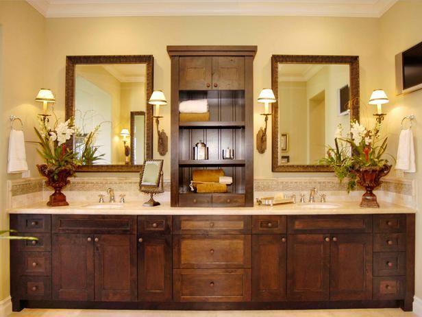 20 Master Bathrooms with Double Sink Vanities  Top drawer