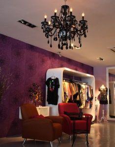 Boutique ideas also store layout pinterest black chandelier rh