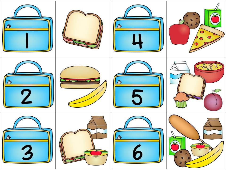Counting Sets Ten Worksheets