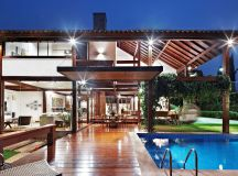 Indoor-Outdoor Synergies modern tropical house idea ...