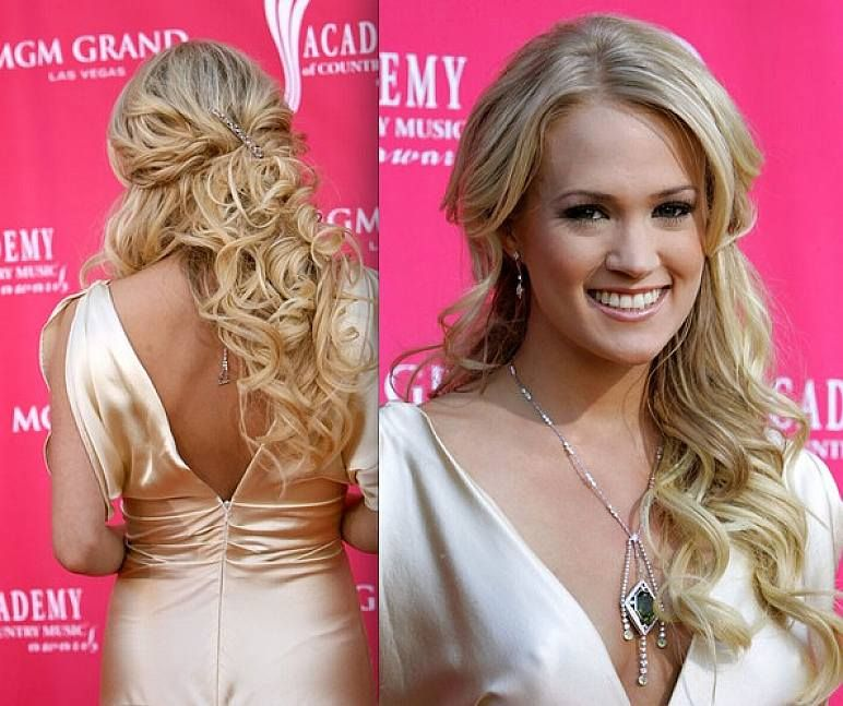 Awesome Semi Formal Long Hairstyles 2017 Hairstyles Next