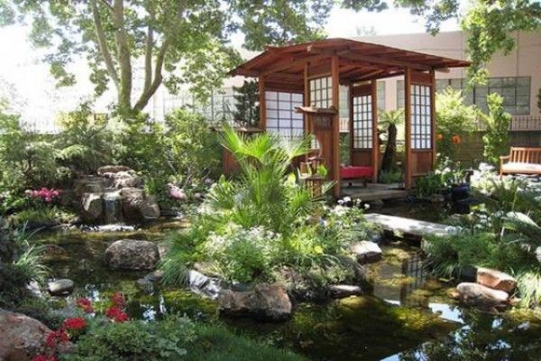 House Designs With Gardens – House Design Ideas