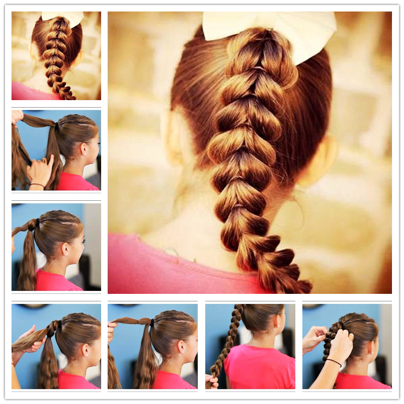 How To Make Easy Cool Braided Hairstyles Them Girls And Best