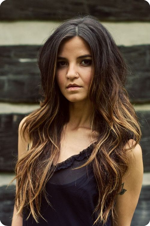 Top 9 Ombre Hairstyles For Back To School Ombre Colour