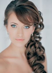 wedding ponytail hairstyles fade